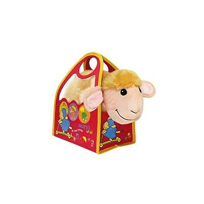 GIOTTO be-be my peluche with colouring accessories
