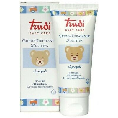TRUDI Baby care soothing moisturizing cream with propolis 100 ml