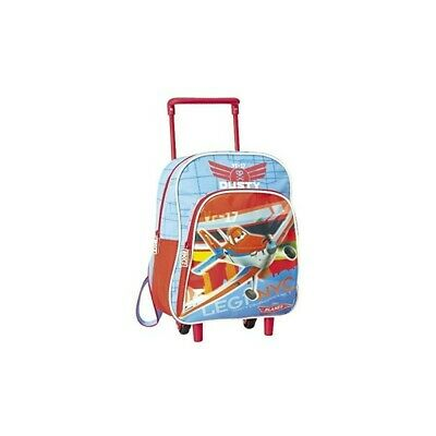 DISNEY Backpack Trolley For School Planes 29 cm
