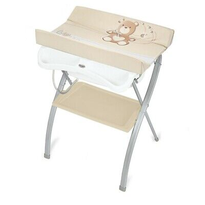BREVI Bath Changing Table Lindo My Little Bear