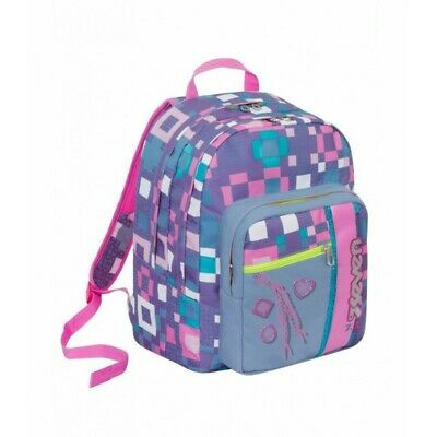 SEVEN Outsize Backpack Bundle Girl Pink and Purple