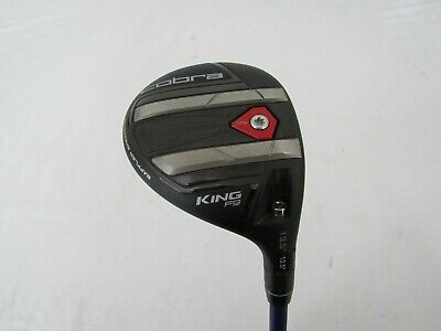 COBRA KING F9 3-4 Fairway Wood White w/ Project X HZRDUS