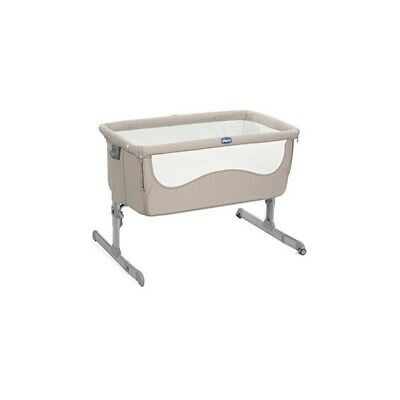 CHICCO Cradle Co-Sleeping Next 2 Me chick to chick beige