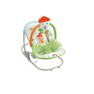 CAM Giocam baby bounce 222 green house