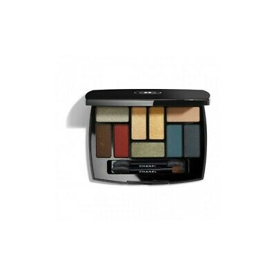 CHANEL Les 9 ombres quintessence - eye shadow kit limited edition n.2