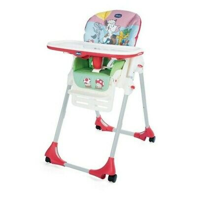 CHICCO High chair Polly Easy Country Farm