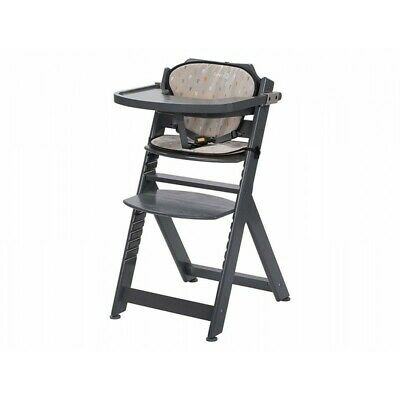 SAFETY 1st  Timba - High Chair Deep Black