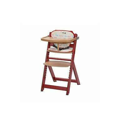 SAFETY 1st  Timba - High Chair  Raspberry Red