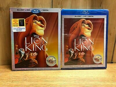 The Lion King Blu-ray/DVD/Digital Circle of Life Edition 2-Disc Set