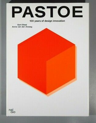 Staal  Pastoe: 100 Years Of Design Innovation rare book Cees Braakman