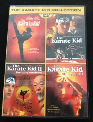 The Karate Kid Collection 1 2 3 5