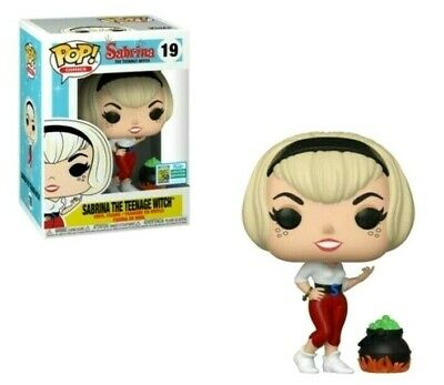 Funko Pop! Sabrina the Teenage Witch #19 SDCC 2019 Hot Topic Exclusive Pre-Order