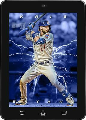 Topps BUNT Kris Bryant BASE CHARGED UP 2019 Drop 2 [DIGITAL CARD] 225cc
