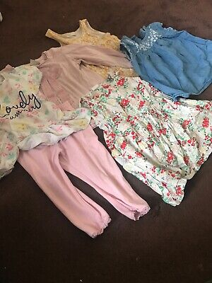 Baby Girl Clothing 9-12 Months H&M primark