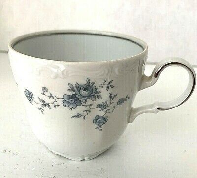 Johann Haviland Blue Garland Coffee Cup