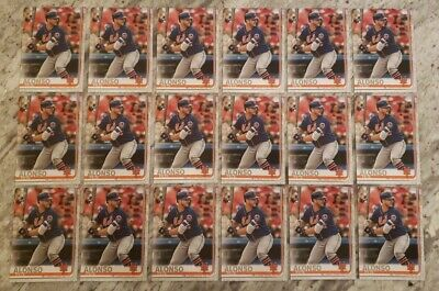 Lot of (18) - 2019 Topps Series 2 Pete Peter Alonso Rookie Card RC