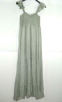 74dc9f324e Raviya Women's Off Shoulder Ruffled Cover Up Maxi Dress Swimsuit NWT Size  XL A11