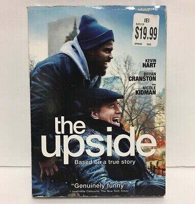 The Upside (DVD, 2019) FAST SHIPPING!