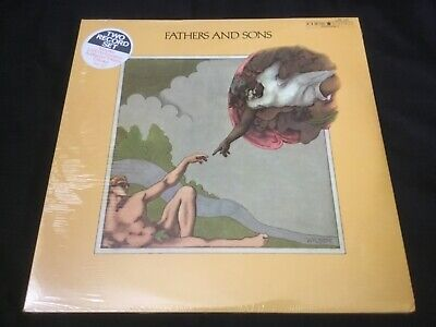 SEALED FATHERS AND SONS 2 LP Vinyl Chess LPS 127 Buddy Miles Muddy Waters Hype
