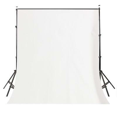 White Screen Photo Backdrop Studio  5x7 Photography Background Support Stand