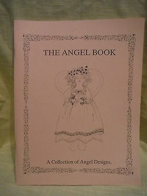 The Angel Book  A Collection of Angel Designs & Patterns from 1991 Never used.