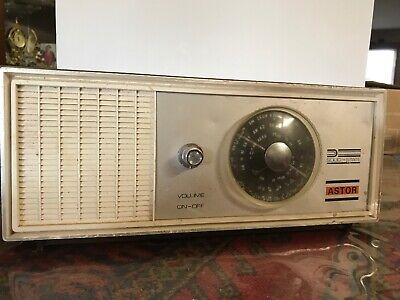 Astor Transistor Mantle Radio
