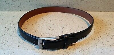 Boys Belt. David Jones Brand. Black