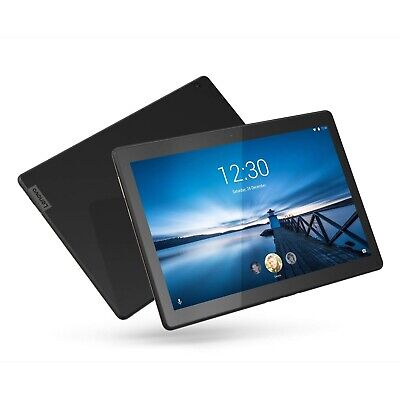 "Lenovo Smart Tab M10 schwarz 10,1"" Display Amazon Alexa 16GB LTE Android Tablet"