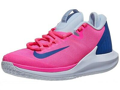 Details about Nike NikeCourt Air Zoom Hero HC Pink US Open Tennis AA8022 800 Womens 10.5