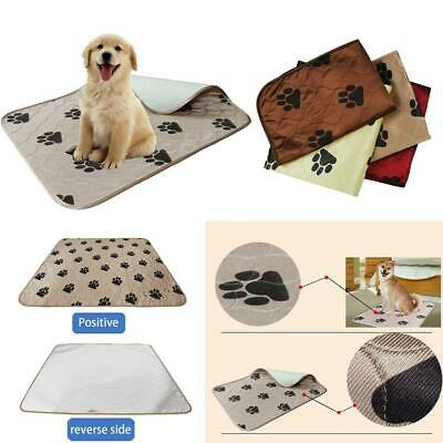 Multi-size Waterproof Reusable Pet Pee Pads Dog Training Pad Mat For Puppy Pets