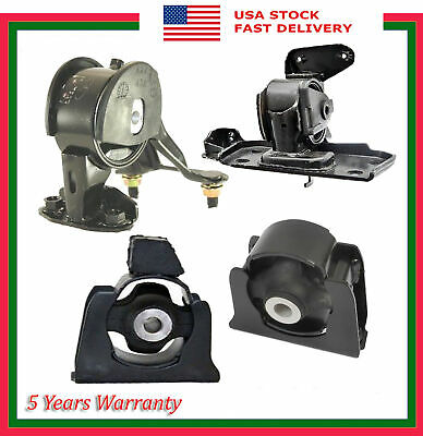 2006-2008 For Toyota RAV4 FWD Motor /& Trans Mount 62012 62049 62050 62064 M1315