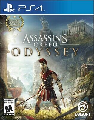 Ps4 Assassin's Creed Odyssey  Italiano