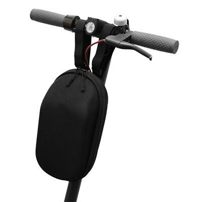 Universal Electric Scooter Head Handle Front Bag Storage For Xiaomi Mijia New LF