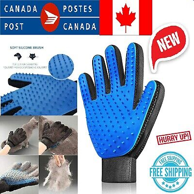 Pet Grooming Glove-Efficient Pet Hair Remover gloves,Perfect for Dogs & Cats