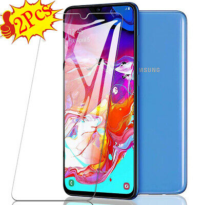 2Pcs For Huawei Y5 2019 Premium Screen Protector Real Tempered Glass Film CA AN