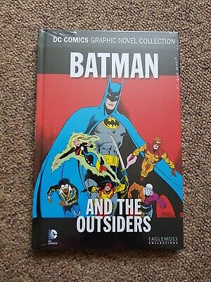 dc graphic novel collection vol 94 batman and the outsiders