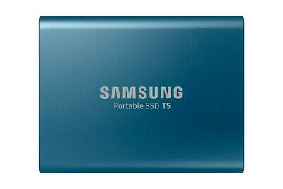 New Samsung- 500GB T5 Portable SSD - MU-PA500B/WW