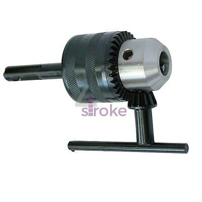 """13mm 1/2"""" UNF Drill Chuck with SDS Shaft Adaptor and Chuck Key by Hilka"""
