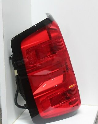 2014 15 16 17 2018 CHEVY SILVERADO 1500 Right Tail Light Asm OEM