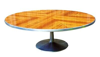 CADO STEEN OSTERGAARD ROSEWOOD DINING TABLE VINTAGE MID CENTURY DANISH 60s 70s