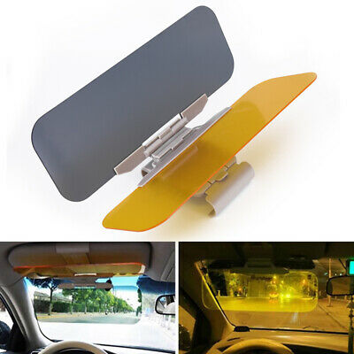 Anti-Glare Car Sun Visors Mirror HD Dazzling Goggle Day Night Vision Accessories