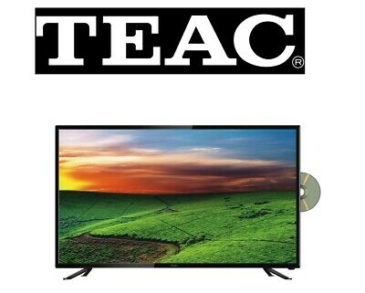 """TEAC 32"""" FHD LED LCD DVD Combo TV with USB Recording LEV32GD3HD *RFB*"""