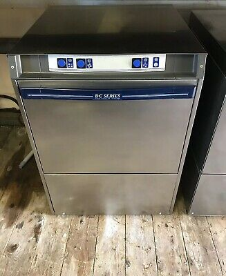 Commercial Industrial Dishwasher Glass Washer DC 050A-700A DP 500mmx500mm Basket