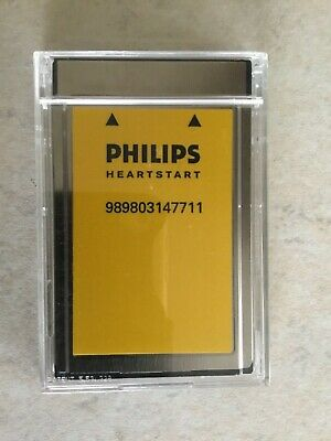 Data Card and Tray for Philips HeartStart Medical surgical hospital GP use