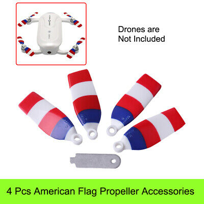 ZEROTECH 4pcs Propeller Props Blade Protective Low Noise Kit For Dobby Drone RC