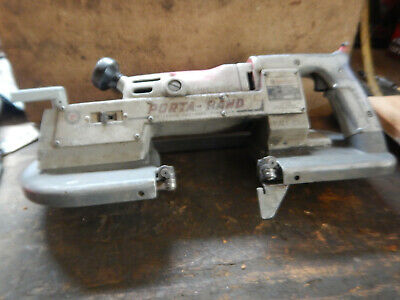 Running, Porter Cable 725  Porta Band Port A Band Metal Cutting Band Saw