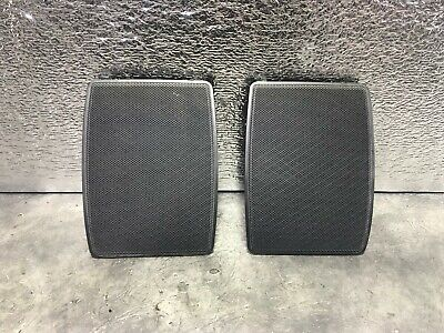 Bmw 5 Series E60 E61 Lci 2008 Rear Speaker Grille Grill Covers Pair