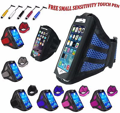 Sports Armband Holder Running Jogging Gym Case Cover For Apple iPhone 7 PLUS UK
