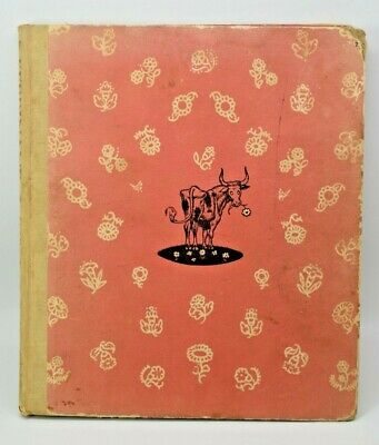 The Story of Ferdinand, By Munro Leaf, (Hardcover, 1936)