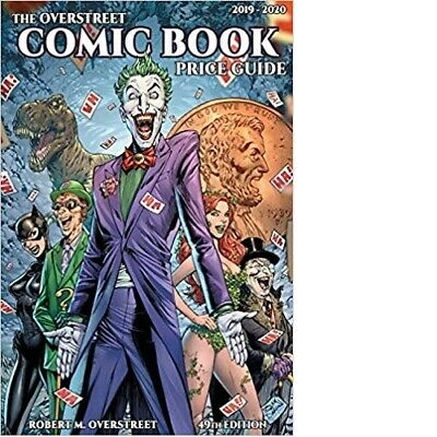 Overstreet Comic Book Price Guide Volume 49: Batman's Rogues Gallery (Paperback)